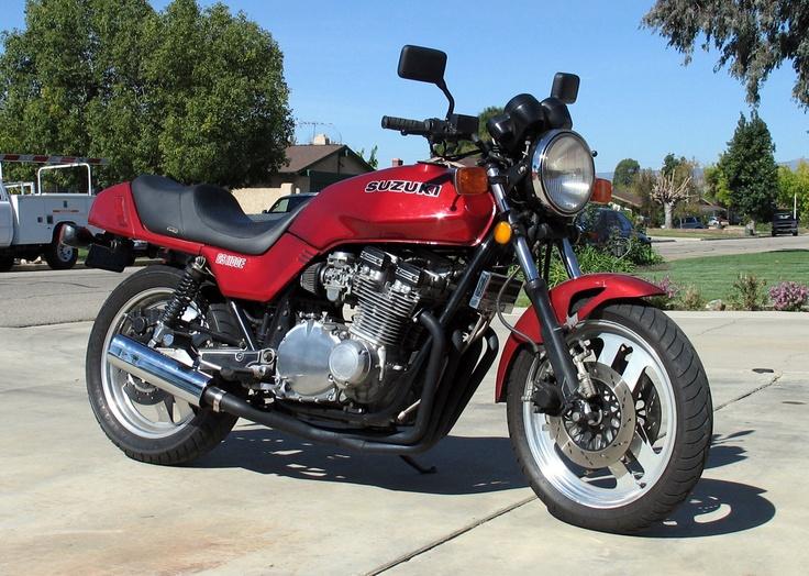 1982 Suzuki GS 1100