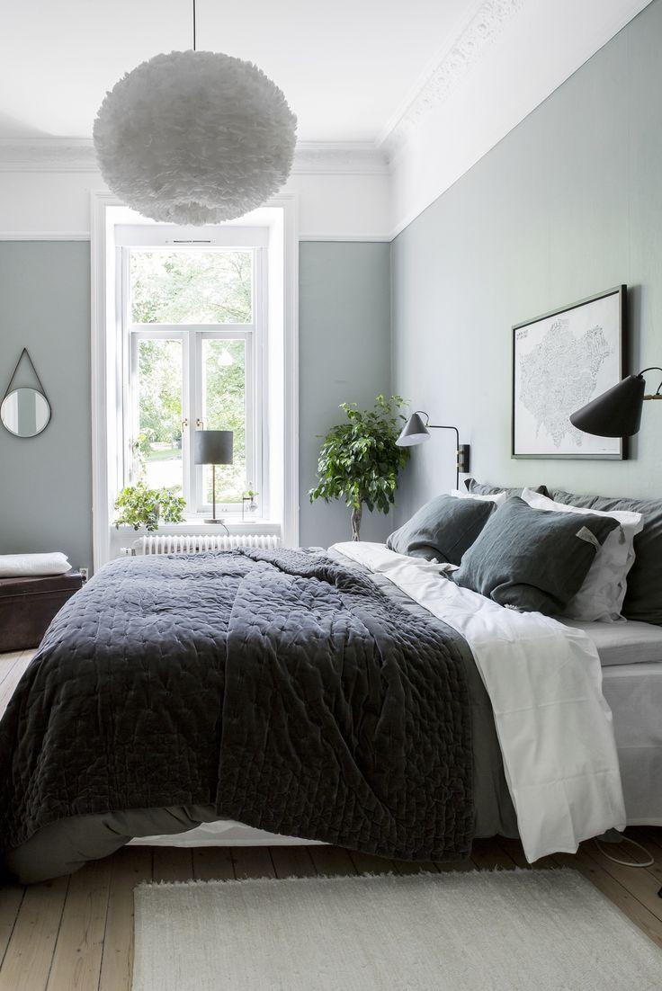 6 Superbes Chambres Vert Gris Que Vous Pouvez Recréer Aujourd Hui