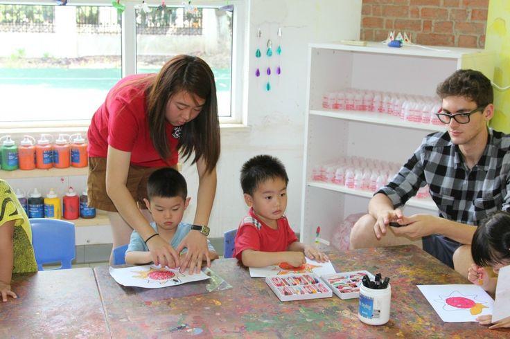 Volunteer programs in amazing China with Love Volunteers!