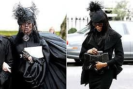 Black clothing /Dark Clothing ,Funeral dresses, out fits Dressmakers