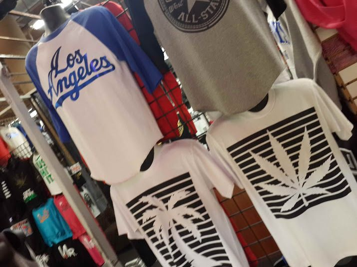 Get your T-shirt printed in Los Angeles