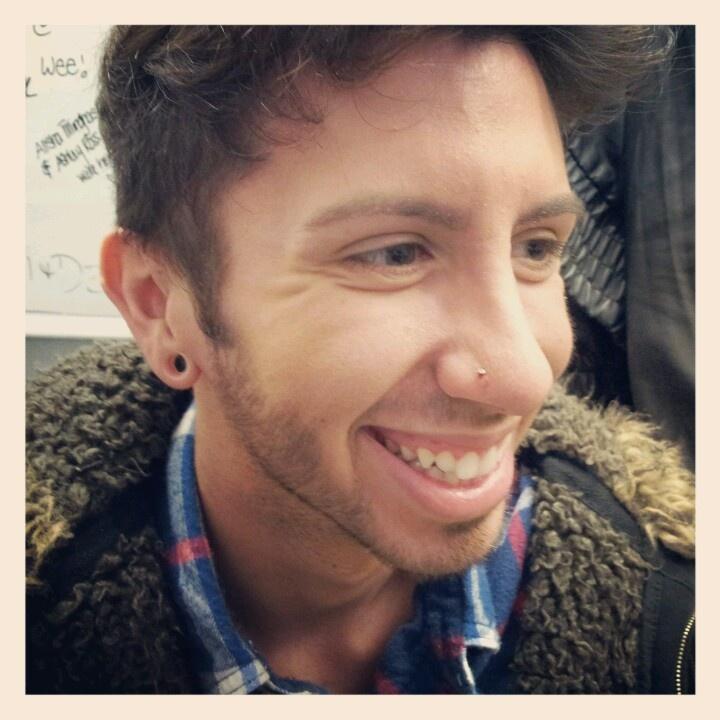 Nose Piercing: Nose Piercing