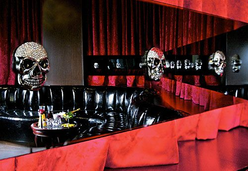 Christian Audiger nightclub.