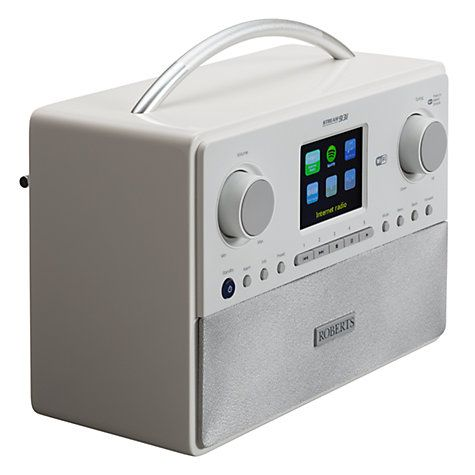 Buy ROBERTS Stream 93i DAB+/FM Smart Radio Online at johnlewis.com