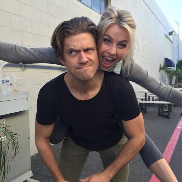 "31 Adorable Behind-The-Scenes Photos Of The ""Grease: Live"" Cast"