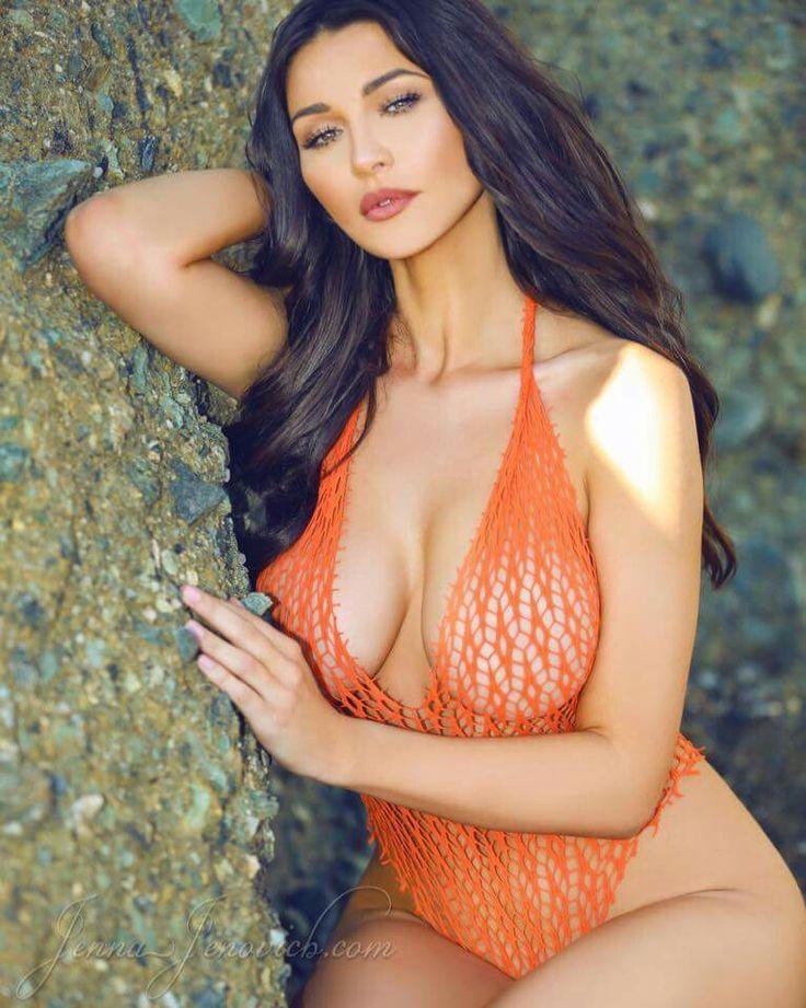 Yugoslovian model nude — photo 7