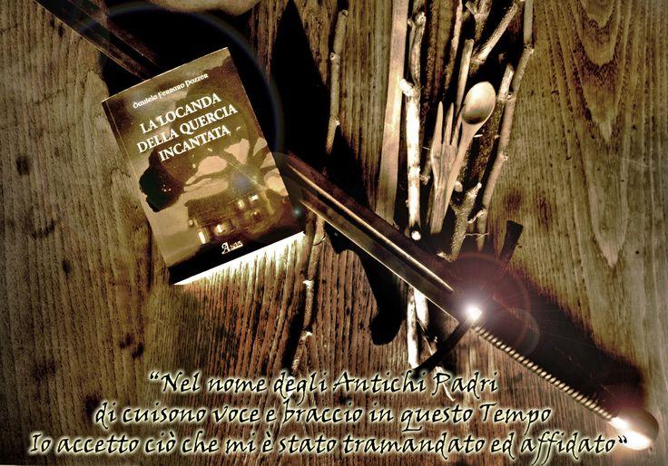 ... libro e spada (Forradamadur)