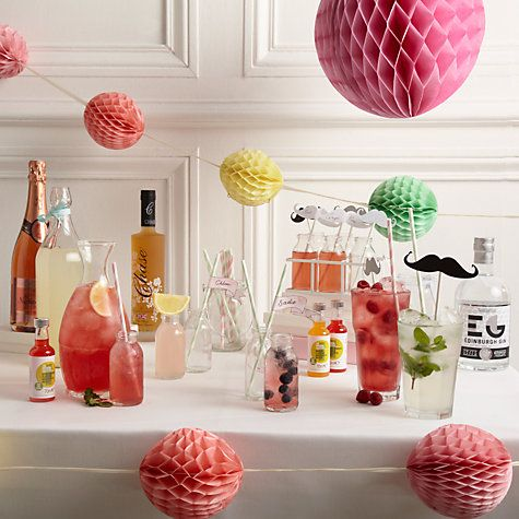 268 best Paper Party Decorations images on Pinterest Paper party