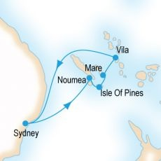Pacific Magic P Cruises cruise. Want to give it a go?