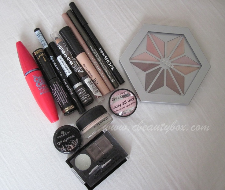Cristina's Beauty Box | Beauty Blog : In My Makeup Box: January