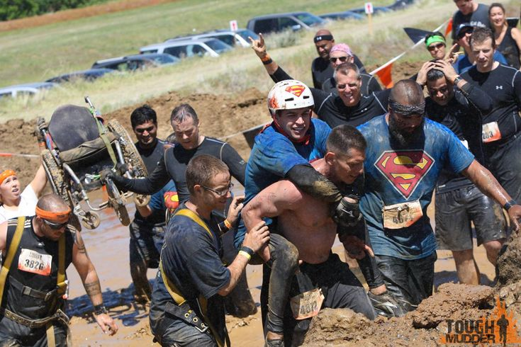Restore Your Faith in Humanity | Tough Mudder