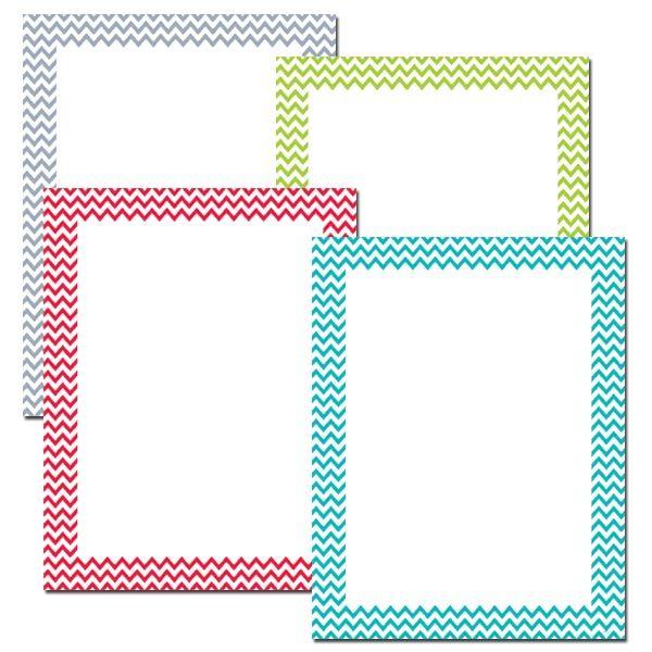 chevron 4 chart pack ctp0973 add a stylish twist to bulletin boards