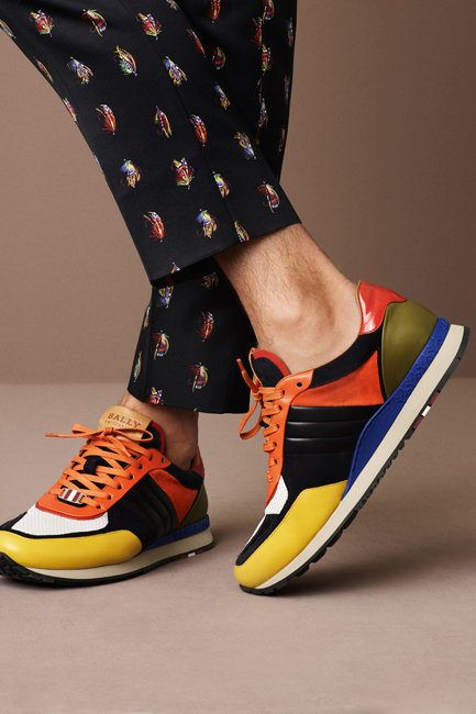 Bally SS16.  menswear mnswr mens style mens fashion fashion style sneakers trainers footwear campaign b