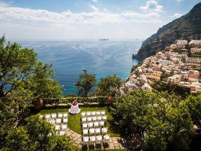 Le migliori location per matrimoni in Costiera Amalfitana