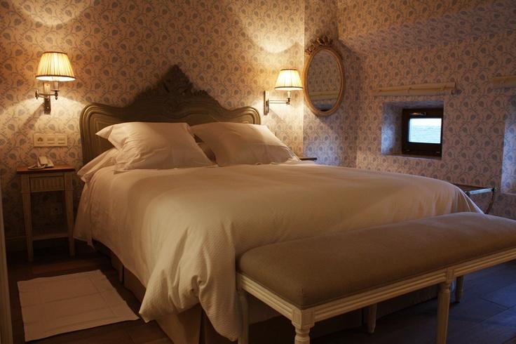 Una habitación de Las Doñas