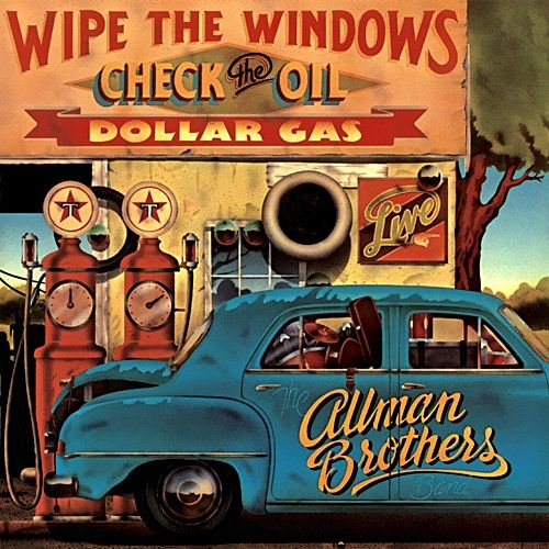 The Allman Brothers Band Allman Brothers Album Covers