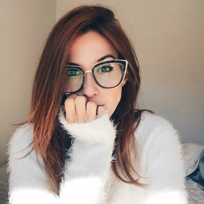 Bien-aimé 576 best lunettes images on Pinterest | Eye glasses, Glasses and  IB37