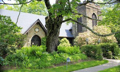 "Visit Jan Karon's ""Mitford"" in N.C.-father tims church"