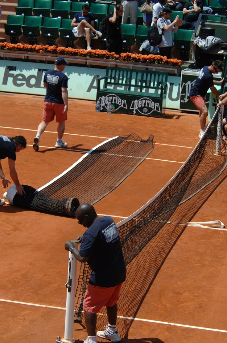 118 best images about tennis on pinterest roland garros. Black Bedroom Furniture Sets. Home Design Ideas