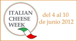 Quesos Italianos: EL PROGRAMA DE ITALIAN CHEESE WEEK