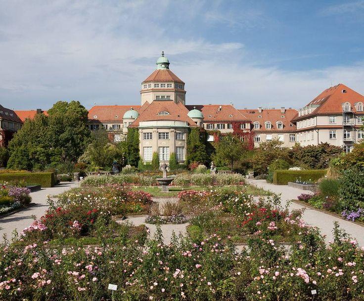 Amazing  Citytrip in M nchen da darf ein Ausflug in den botanischen Garten nicht fehlen