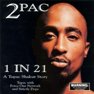 Tupac Album Covers