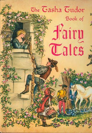 Tasha Tudor - one of the best artists I love especially all her magical and fairy tales illustrations