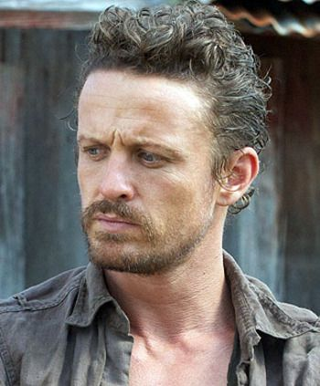 Revolution Interview with David Lyons on Monroe's shift in Season 2.  #davidlyons #nbcrevolutionhttp://blog.zap2it.com/frominsidethebox/2014/01/revolution-david-lyons-give-thumbs-up-to-monroes-return-to-humanity.html