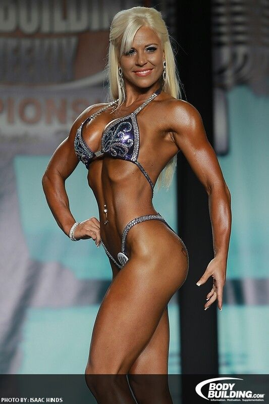 how to become a female figure competitor