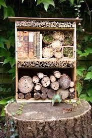 Znalezione obrazy dla zapytania domek dla owadów zrób to sam