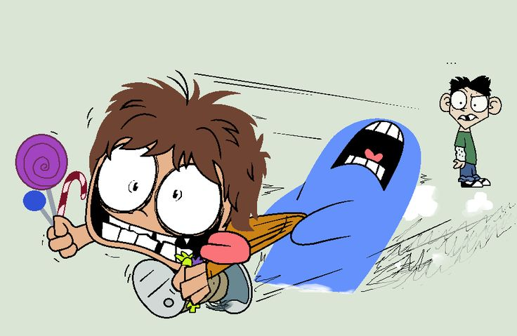 158 Best Foster's Home For Imaginary Friends Images On