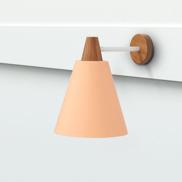 Tri-Ampel Wall Light