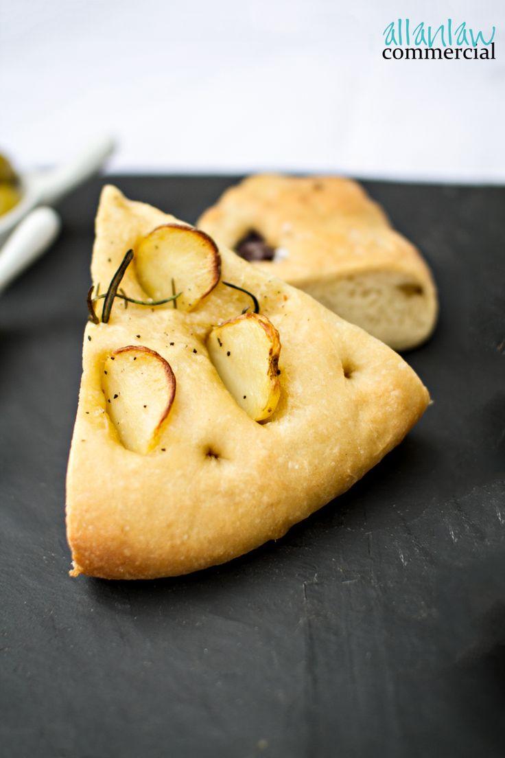 Scotts Larder - Inverness Food Photography - Bread