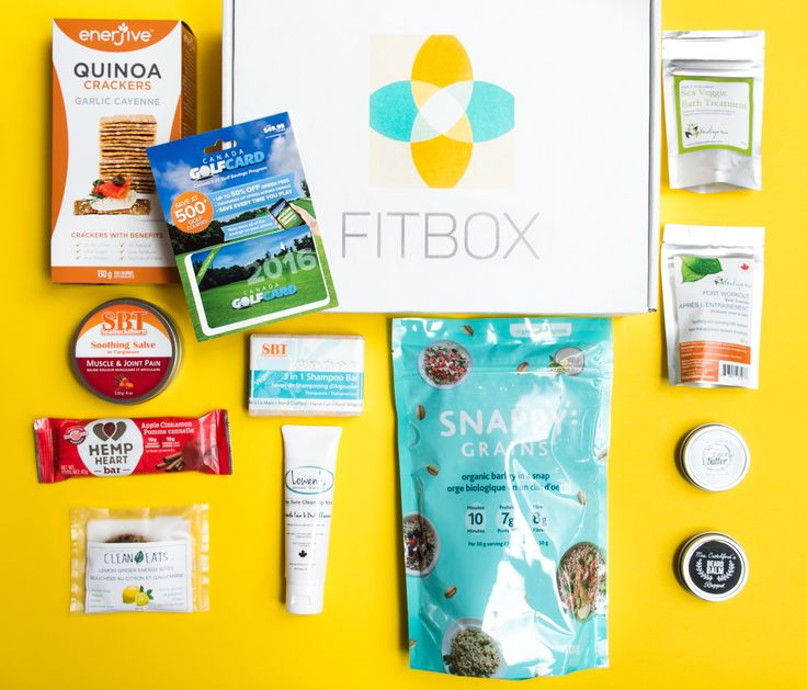 Subscribe today for the FitBox. Every three months receive a box that is curated with all the best in fitness, wellness, and health to keep you on track and motivated for whatever goal you're looking to achieve #myfitboxlife