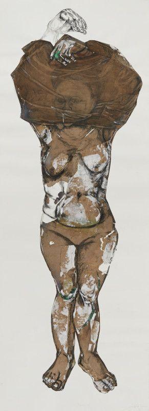 Full Figure Undressing, 2016