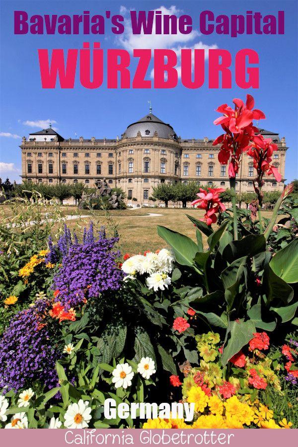 Wurzburg Exploring The Franconian Wine Capital Of Bavaria Europe Travel Tips Europe Travel Destinations Germany Travel