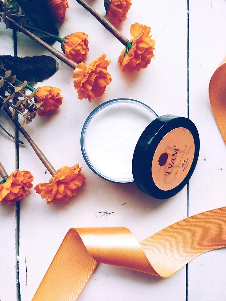 Tvam Olive Under Eye Cream Review |Serene Sparkle