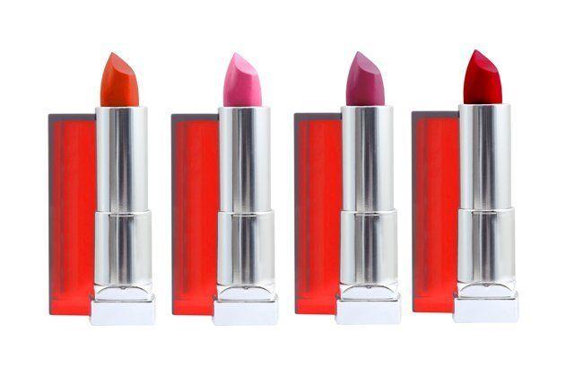 My fall lipsticks
