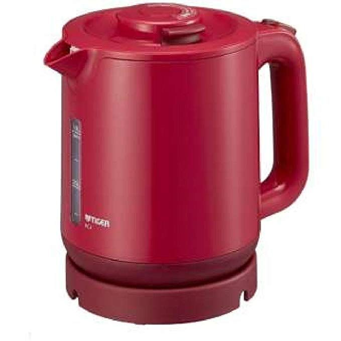 TIGER Steam Less Electric Kettle (1.0L)