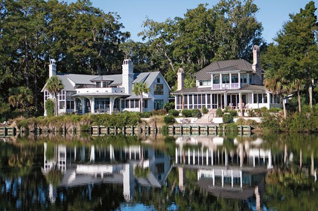 28 best images about palmetto bluff homes on pinterest for Best home builders in south carolina