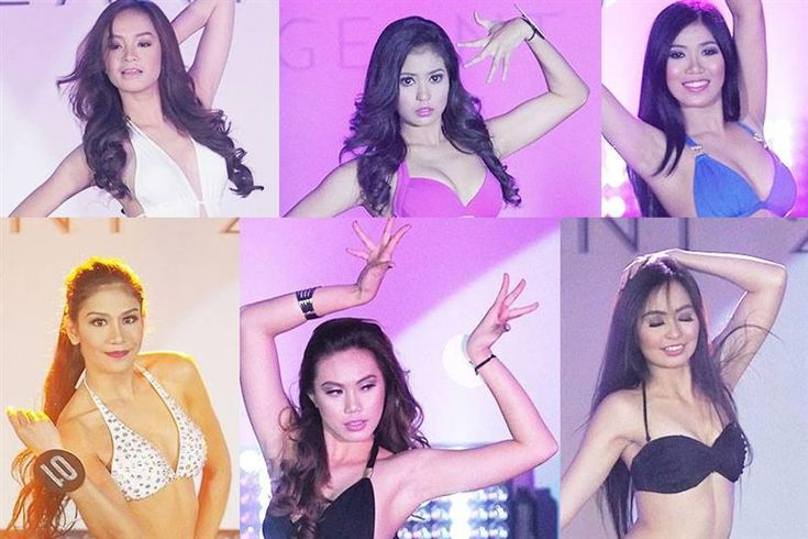 HOT! Miss Bikini Philippines 2016 finalists took part in Free Pose and Introduction Round