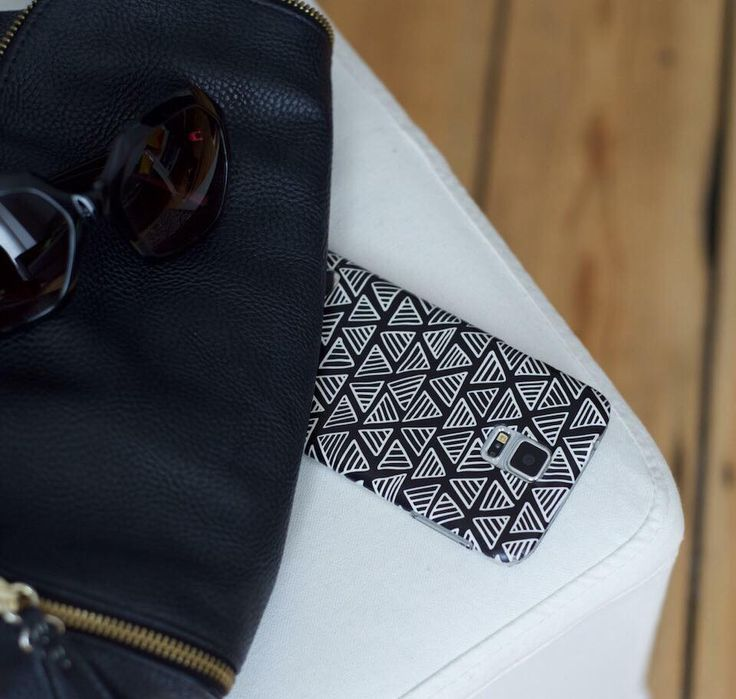 Add the final touches to your look with a stylish phone case.