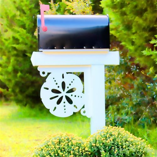 17 Best Ideas About Beach Style Mailbox Accessories On