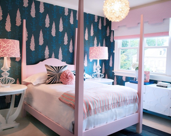 Girls' Bedroom Design, Pictures, Remodel, Decor and Ideas - page 3