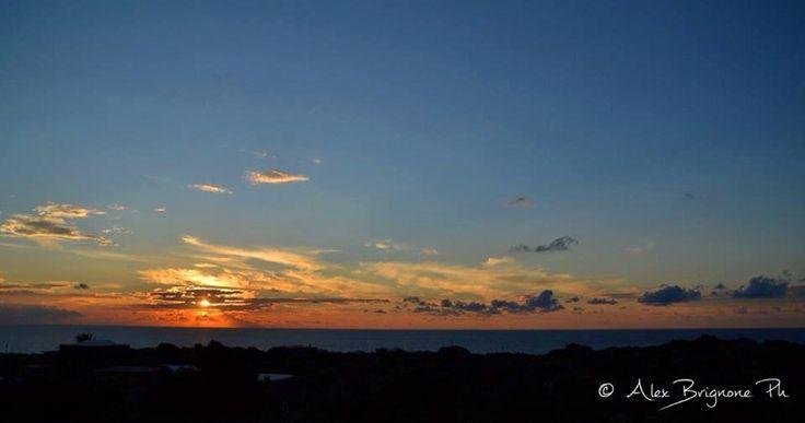 #pantelleria #sunset