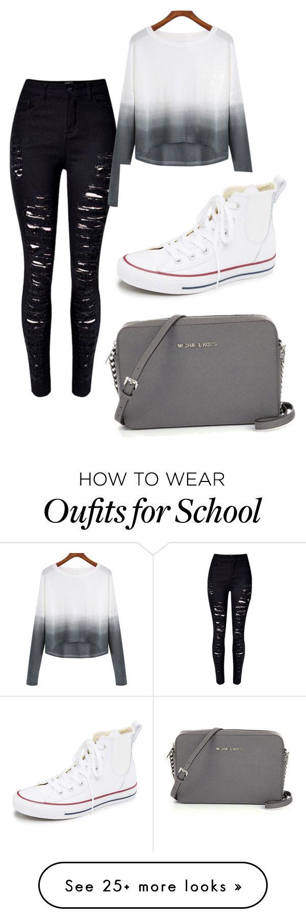 Outfit para la escuela Invierno -