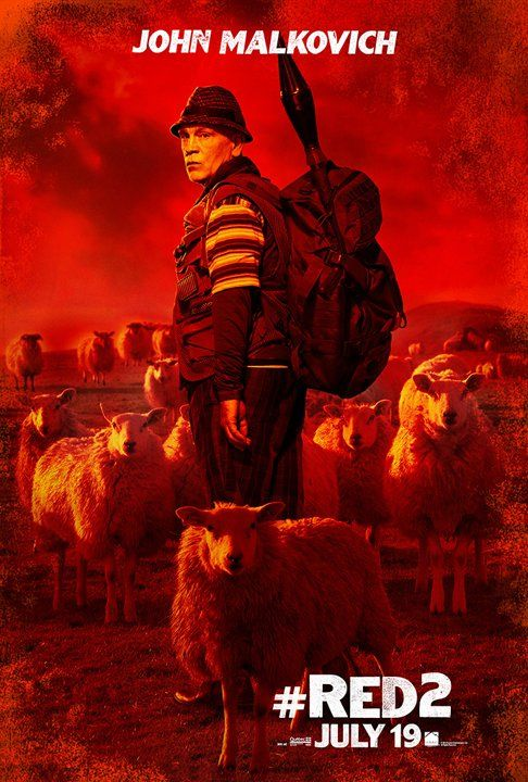 Photos from RED 2 - Yahoo! Movies