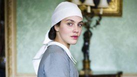 Jessica Brown Findlay.