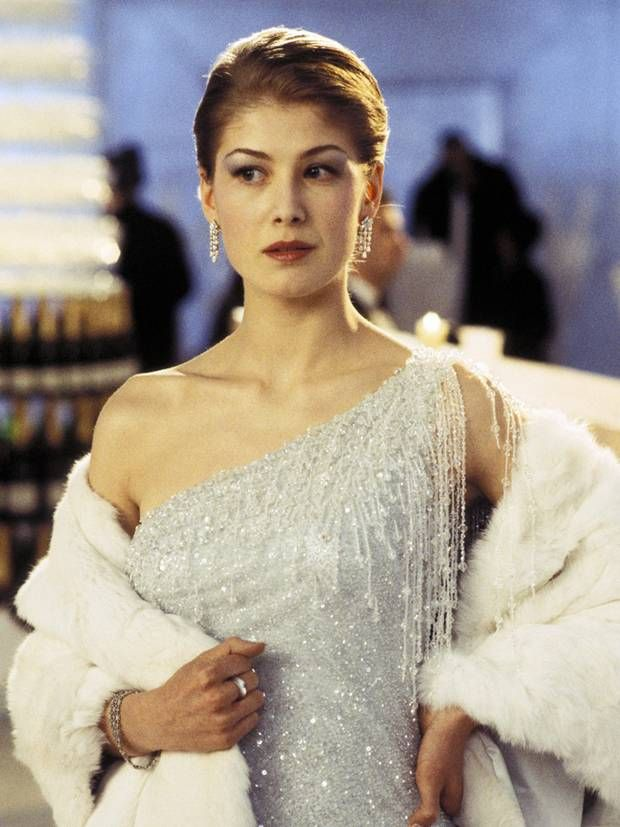 Rosamund Pike as Miranda Frost in 'Die Another Day'