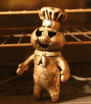 Pillsbury Dough Boy Zombie